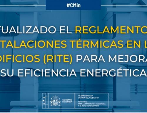 AFEC publica un resumen descargable con los aspectos relevantes para el sector de la Climatización tras la modificación del RITE